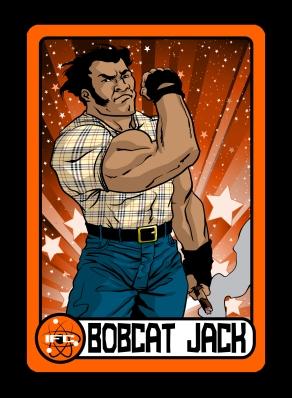 Bobcat Jack Front