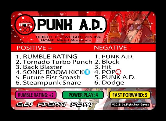 Punk AD IFC 1 Back