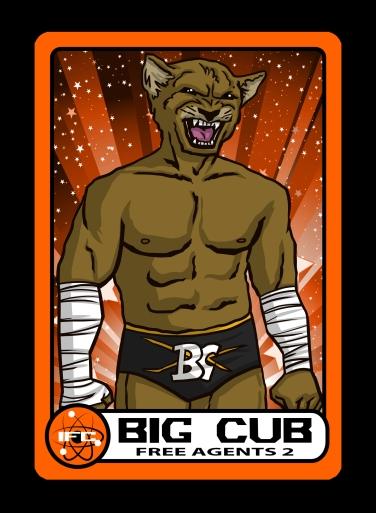 Big Cub Front