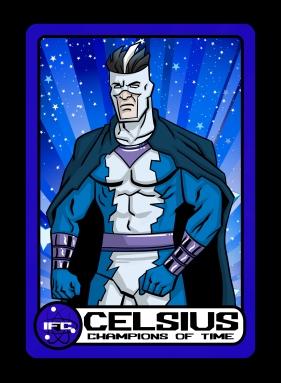 Celsius Front