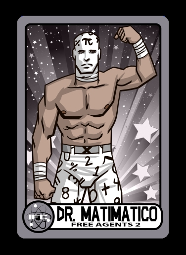 Dr. Matimatico Front