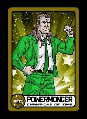 PowerMonger Front